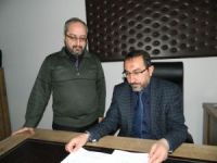 Doğanşehir'de 'Hediyem Kur'an olsun' kampanyasına ilgi arttı