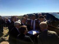 Müsteşar Aslan organize sanayi bölgelerini inceledi