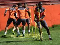 Adanaspor, Galatasaray maçının hazırlıklarını sürdürüyor