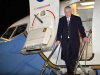 Tillerson'ın Türkiye ziyareti 30 Mart'ta