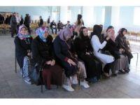 Hisarcık Belediyesinde toplum yararına çalışacak 15 işçi kura ile belirlendi