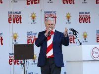 Başbakan Yıldırım: Bu hayırcılar milletin sevdiğini sevmezler