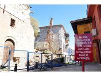Milas'ta kapanan yola tepki sürüyor