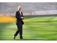 """Bakan Kılıç: """"Yeni stadyum hazır, en iyi çim Samsun'da"""""""