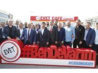 AK Parti'den İstanbul 'evet' için seferberliği