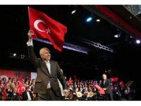 Türk Müziğinin unutulmaz eserleri Yenimahalle'de yankılandı