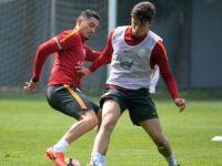 Galatasaray, Adanaspor maçı hazırlıklarını sürdürüyor