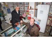 AK Parti Trabzon Milletvekilleri Adnan Günnar ve Salih Cora referandum gezilerini sürdürüyor