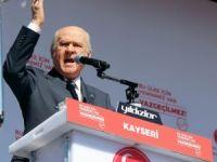 """Bahçeli: """"Kılıçdaroğlu'nun okuduğunu anlamakta zorlandığı aşikardır"""""""