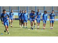 Adana Demirspor, hazırlıklarını tek idmanla sürdürdü