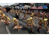 Filipin'de Kaamulan Festivali kutlandı