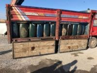 Başkale'de 5 ton kaçak mazot ele geçirildi