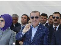 """Cumhurbaşkanı Erdoğan: """"Sayın Kılıçdaroğlu, sen Gazi Mustafa Kemal'in partisine ihanet ediyorsun"""""""