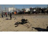 Azez'de bomba yüklü araçla saldırı: 3 ölü, 10 yaralı