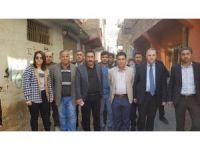 AK Parti Bağlar ilçe başkanlığı aralıksız çalışıyor