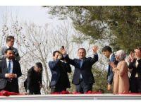 Adalet Bakanı Bekir Bozdağ Silivri'de halka hitap etti