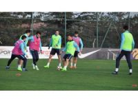 A Milli Takım Eskişehir'de ilk antrenmanını gerçekleştirdi