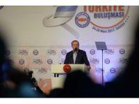 """Cumhurbaşkanı Erdoğan: """"Dün ak dediğine bugün kara diyen şahıstan siyasetçi olmaz"""""""
