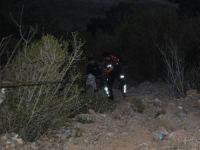 Yamaç paraşütçüleri uçurumdan yuvarlandı:2 yaralı
