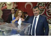 MHP Kozan İlçe Başkanı Nihat Atlı güven tazeledi