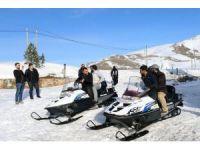 Zigana Dağı'nda kayak sezonu sona erdi