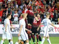 Milliler, hazırlık maçında Moldova karşısında