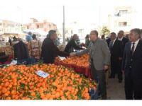 """Vali Demirtaş: """"Kapımız her zaman açık"""""""