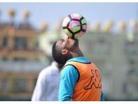 Aytemiz Alanyaspor, Kasımpaşa maçı hazırlıklarını sürdürüyor