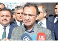 """Adalet Bakanı Bozdağ: """"FETÖ'nün kullanılma tarihi sona erdi"""""""