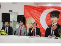 MHP Kumluca İlçe Kongresi yapıldı