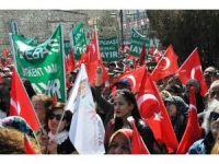 CHP lideri Kılıçdaroğlu Eskişehir'de