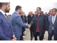 """Bakan Özhaseki: """"Böyle bir coğrafya kolay kolay herkesin eline geçmez"""""""
