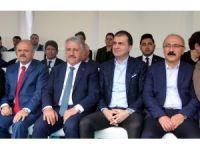 Çukurova Bölgesel Havalimanı inşaatının temeli atıldı (1)