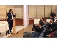 """Milletvekili Aydemir: """"İlim yayma cemiyeti erdemliler hareketidir"""""""