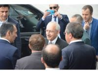 CHP Genel Başkanı Kılıçdaroğlu Eskişehir'den ayrıldı
