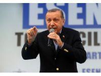 """Cumhurbaşkanı Erdoğan: """"7 Haziran'da bir fırsat yakaladılar, zannettiler ki 'biz iktidarız.'"""""""