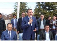 Bakan Tüfenkci 'lokma' etkinliğine katıldı