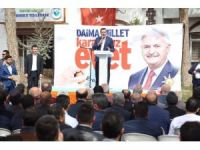Bakan Tüfenkci'den skandal pankarta tepki