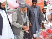 Afganistan'da 9 milyon çocuğa çocuk felci aşısı yapılacak