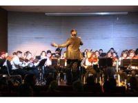 Fatih Sulukule Çocuk Senfoni Orkestrasından bahara merhaba konseri