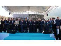 Bakanlar Arslan ve Elvan, Büyükeceli'de tünel açılışı yaptı