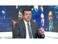 """Ekonomi Bakanı Nihat Zeybekci,:""""Biz bir dakika diyoruz, hesapları alt üst oluyor"""""""