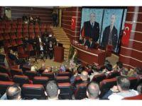 MHP merkez ilçe başkanlığı kongresi yapıldı