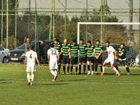 Yunusemre üç puanı üç gol ile aldı