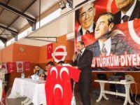 Karacasu MHP'de Gökhan Kurt dönemi devam ediyor