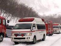 Japonya'da çığ: 8 ölü