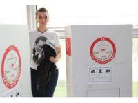 Sınır kapılarında referandum oylamaları başladı