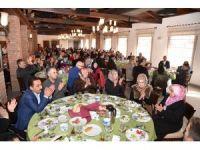 Veysel Tiryaki her pazar Altındağlılarla buluşuyor