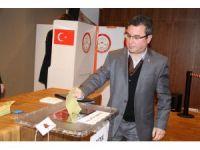 Belçika'da oy kullanma işlemi başladı