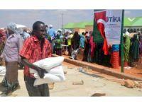 TİKA Somali'de hayat kurtarmaya devam ediyor